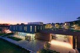 Allegheny College, Vukovich Center for Communication Arts