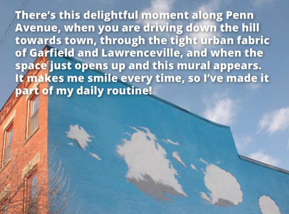 My Pittsburgh: Beth Nelson in Lawrenceville.