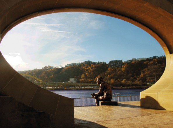 Pittsburgh's Tribute to Children (Design+Innovation Award of Excellence 2012). FIRM: Astorino, PHOTOGRAPHY: Astorino