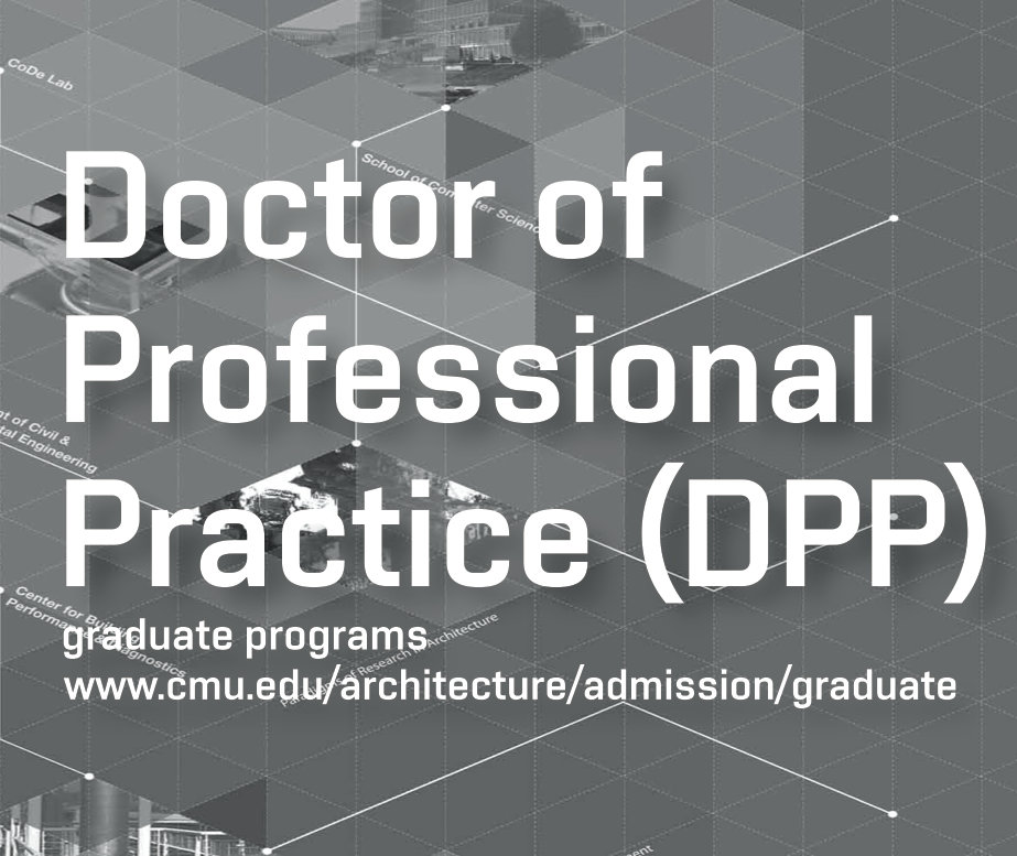 AIA Pittsburgh Doctorate of Professional Practice