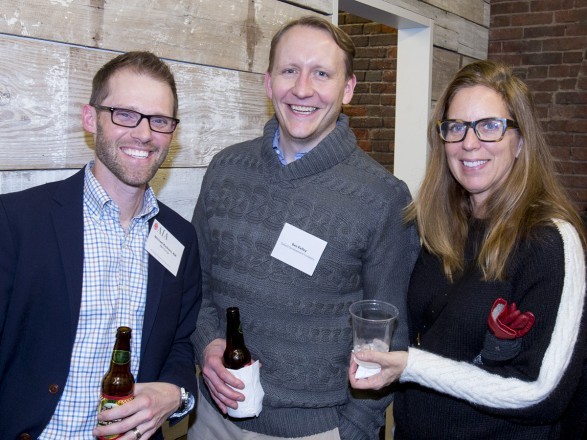 AIA PGH Holiday party